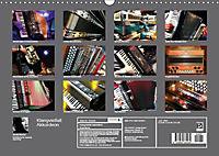 Klangvielfalt Akkordeon (Wandkalender 2018 DIN A3 quer) - Produktdetailbild 13