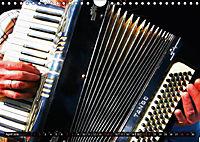 Klangvielfalt Akkordeon (Wandkalender 2018 DIN A4 quer) - Produktdetailbild 4
