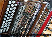 Klangvielfalt Akkordeon (Wandkalender 2018 DIN A4 quer) - Produktdetailbild 6