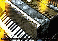 Klangvielfalt Akkordeon (Wandkalender 2018 DIN A4 quer) - Produktdetailbild 10