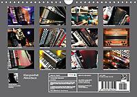 Klangvielfalt Akkordeon (Wandkalender 2018 DIN A4 quer) - Produktdetailbild 13