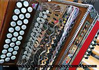 Klangvielfalt Akkordeon (Wandkalender 2019 DIN A2 quer) - Produktdetailbild 6