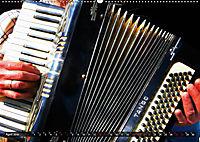 Klangvielfalt Akkordeon (Wandkalender 2019 DIN A2 quer) - Produktdetailbild 4