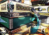 Klangvielfalt Akkordeon (Wandkalender 2019 DIN A2 quer) - Produktdetailbild 3