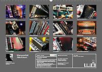 Klangvielfalt Akkordeon (Wandkalender 2019 DIN A2 quer) - Produktdetailbild 13