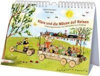 Klara und die Mäuse auf Reisen - Ingrid Biermann |