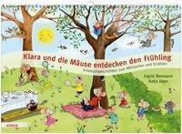 Klara und die Mäuse entdecken den Frühling - Ingrid Biermann |