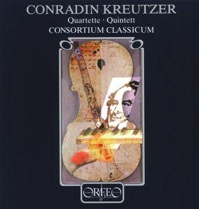 Klarinetten/Klavier-Quartett U.Quintett, Consortium Classicum