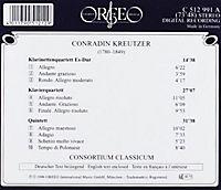 Klarinetten/Klavier-Quartett U.Quintett - Produktdetailbild 1
