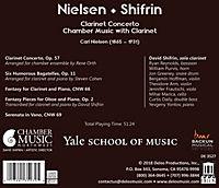 Klarinettenkonzert-Kammermusik Mit Klarinette - Produktdetailbild 1