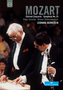 Klarinettenkonzert/Sinfonie 25, Wolfgang Amadeus Mozart