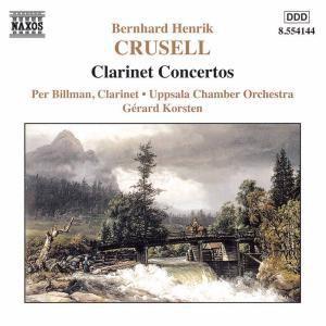 Klarinettenkonzerte, Billman, Korsten, Uppsala Chamber Orchestra