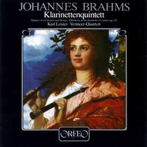 Klarinettenquintett h-Moll op.115, Leister, Vermeer-quartett
