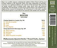 Klarinettenquintett/Streichquartett - Produktdetailbild 1