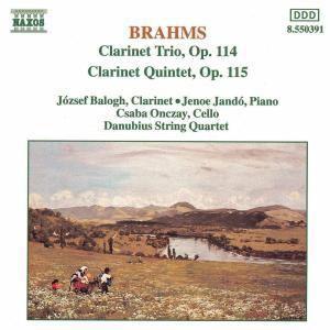 Klarinettentrio/-Quintett, Balogh, Jandö, Onczay