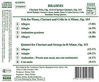 Klarinettentrio/-Quintett - Produktdetailbild 1