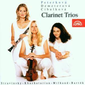 Klarinettentrios, Peterkova, Demeterova, Cibulkova
