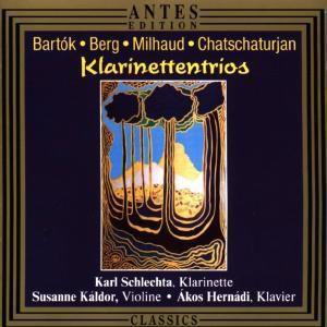 Klarinettentrios, Schlechta, Kaldor, Hernadi