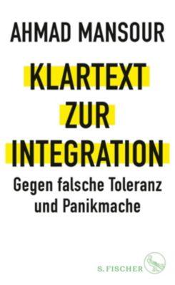 Klartext zur Integration, Ahmad Mansour