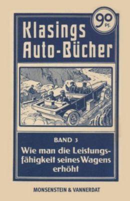 Klasings Auto-Bücher, August Kayser