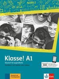 Klasse! - Deutsch für Jugendliche: .A1 Kursbuch mit Audios und Videos online, Sarah Fleer, Ute Koithan, Tanja Sieber