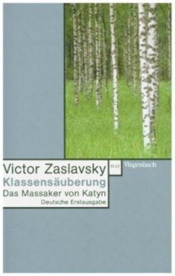 Klassensäuberung, Victor Zaslavsky