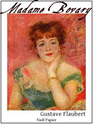 Klassiker bei Null Papier: Madame Bovary, Gustave Flaubert