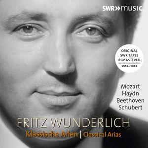 Klassische Arien, Fritz Wunderlich