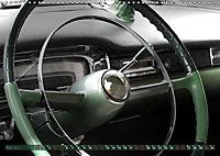 Klassische Automobile - Lenkräder und Armaturen (Wandkalender 2019 DIN A3 quer) - Produktdetailbild 5