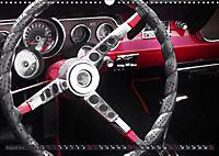 Klassische Automobile - Lenkräder und Armaturen (Wandkalender 2019 DIN A3 quer) - Produktdetailbild 8