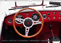 Klassische Automobile - Lenkräder und Armaturen (Wandkalender 2019 DIN A3 quer) - Produktdetailbild 10