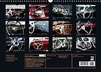 Klassische Automobile - Lenkräder und Armaturen (Wandkalender 2019 DIN A3 quer) - Produktdetailbild 13