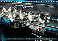 Klassische Automobile - Lenkräder und Armaturen (Tischkalender 2019 DIN A5 quer) - Produktdetailbild 3