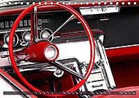 Klassische Automobile - Lenkräder und Armaturen (Tischkalender 2019 DIN A5 quer) - Produktdetailbild 2