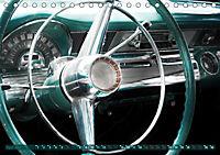 Klassische Automobile - Lenkräder und Armaturen (Tischkalender 2019 DIN A5 quer) - Produktdetailbild 4