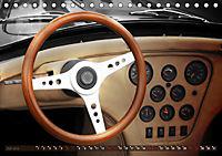 Klassische Automobile - Lenkräder und Armaturen (Tischkalender 2019 DIN A5 quer) - Produktdetailbild 7