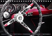 Klassische Automobile - Lenkräder und Armaturen (Tischkalender 2019 DIN A5 quer) - Produktdetailbild 8