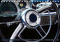 Klassische Automobile - Lenkräder und Armaturen (Tischkalender 2019 DIN A5 quer) - Produktdetailbild 9