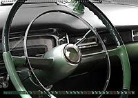 Klassische Automobile - Lenkräder und Armaturen (Wandkalender 2019 DIN A2 quer) - Produktdetailbild 5
