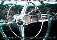 Klassische Automobile - Lenkräder und Armaturen (Wandkalender 2019 DIN A2 quer) - Produktdetailbild 4