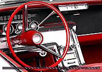 Klassische Automobile - Lenkräder und Armaturen (Wandkalender 2019 DIN A2 quer) - Produktdetailbild 2