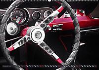 Klassische Automobile - Lenkräder und Armaturen (Wandkalender 2019 DIN A2 quer) - Produktdetailbild 8