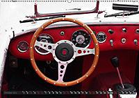 Klassische Automobile - Lenkräder und Armaturen (Wandkalender 2019 DIN A2 quer) - Produktdetailbild 10