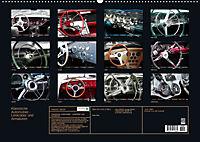 Klassische Automobile - Lenkräder und Armaturen (Wandkalender 2019 DIN A2 quer) - Produktdetailbild 13