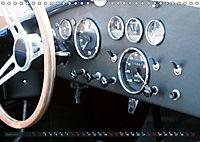 Klassische Automobile - Lenkräder und Armaturen (Wandkalender 2019 DIN A4 quer) - Produktdetailbild 6
