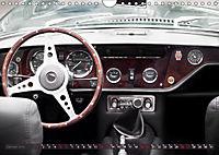 Klassische Automobile - Lenkräder und Armaturen (Wandkalender 2019 DIN A4 quer) - Produktdetailbild 1