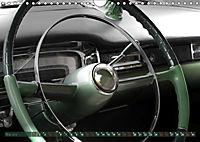 Klassische Automobile - Lenkräder und Armaturen (Wandkalender 2019 DIN A4 quer) - Produktdetailbild 5