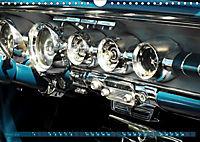 Klassische Automobile - Lenkräder und Armaturen (Wandkalender 2019 DIN A4 quer) - Produktdetailbild 3