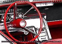 Klassische Automobile - Lenkräder und Armaturen (Wandkalender 2019 DIN A4 quer) - Produktdetailbild 2