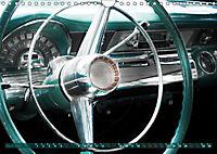 Klassische Automobile - Lenkräder und Armaturen (Wandkalender 2019 DIN A4 quer) - Produktdetailbild 4